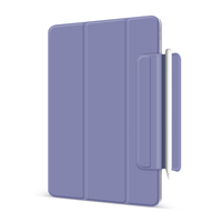 Trifold Lightweight Magnetic Clasp Case for Apple iPad Pro 12.9 2020