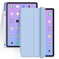 2020 New Soft TPU Case For 10.9 Inch With Pencil Holder For iPad 10.9