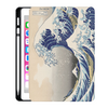 Custom Funda Tablet Silicone Cartoon Protective Pencil Case for iPad 10.2 Cover