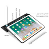 Lightweight Durable Tablet Case With Pencil Slot Cover For iPad 9.7 Inch Case 2018