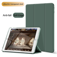 Slim Lightweight Design Tri Fold PC Cover for ipad air 10.5 case