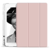 Soft TPU Transparent Tablet Case For iPad 10.5 With Pencil Holder