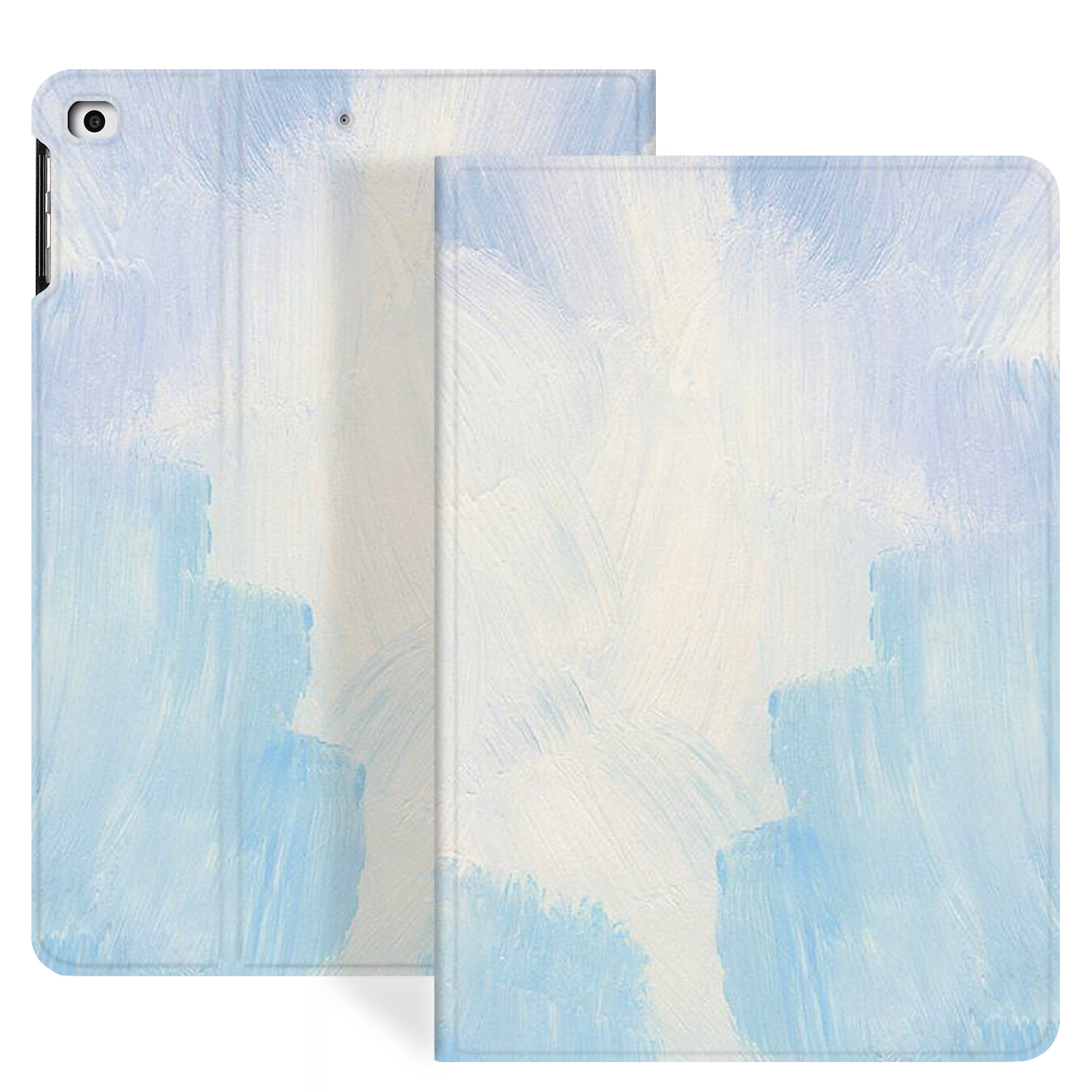 Painting Design TPU Cover for 2020 iPad Pro 11 Case
