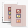 Tablet Silicone Customize Pencil Holder Case for Apple iPad Pro 10.5 Air 3 10.5