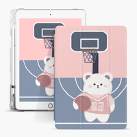 Air Sac Cartoon Kids Custom Printed Case for Apple iPad 9.7 5th 6th Generation Cover